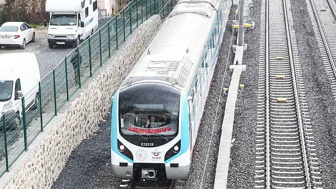 The tool will work in line marmaray u produced in Turkey