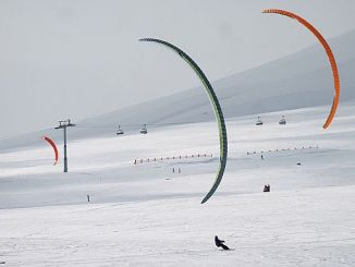 snowkite dunya cup was made in erciyeste