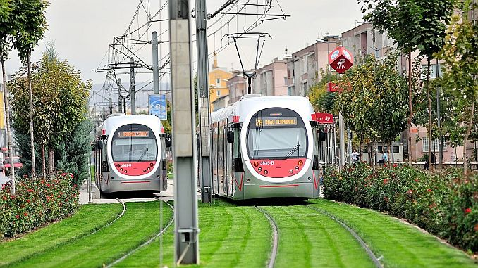 talas mevlana rail system hat die letzte Etappe der Finanzierung erreicht