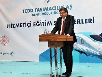 entrenamiento de servicio de transporte tcdd comenzado