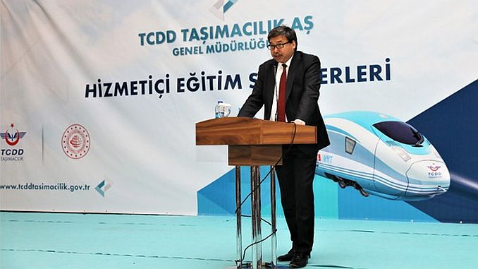 tcdd transport service training started