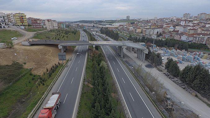 En el camino a la conexión Tuzla Piranova