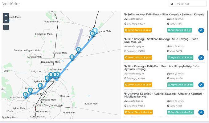 Slant Route Screenshot