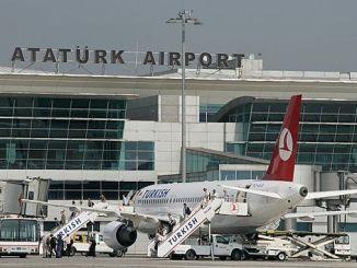 Ataturk Airport, Waziri wa mwisho wa Ucusun Turhan Yapacak
