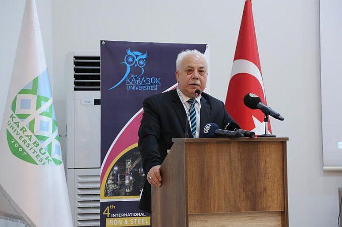 Πρόεδρος της ένωσης των κυλίνδρων Pehlivan Baylan
