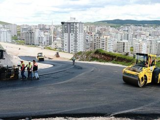 Asphalt Season Started in Sanliurfada