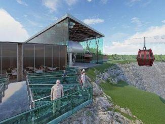 Uzungol Seilbahnprojekt