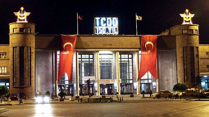 car park and garden care in ankara gar