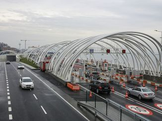 only million vehicles from the Eurasia tunel