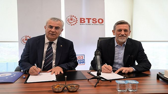 btso and adana industrial chamber signed strategic cooperation protocol