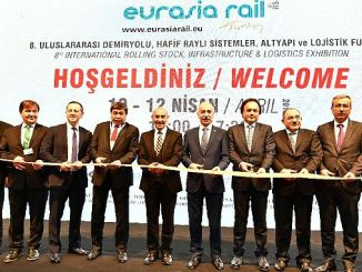 demiryolu sektoru fuar izmirde bulustu