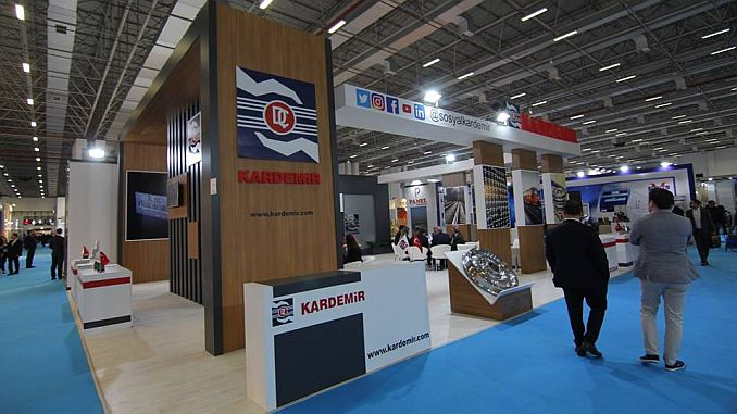 eurasia rail at the izmir fair