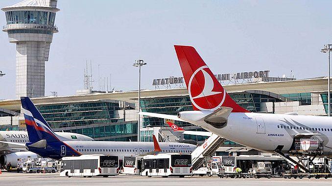 El aeropuerto se trasladó al destino de los trabajadores, lo que sucedió en el este y se espera que explique.
