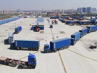 Der Flughafen Istanbul bewegt sich weiterhin groß