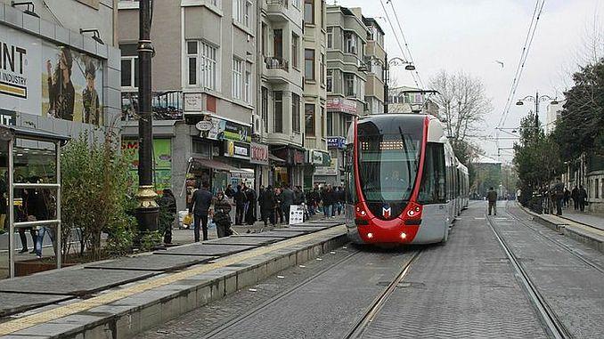 kabatas bagcilar tram line will land underground