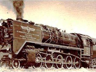 Wer Millionär werden wollte, wurde die erste heimische Dampflokomotive gefragt