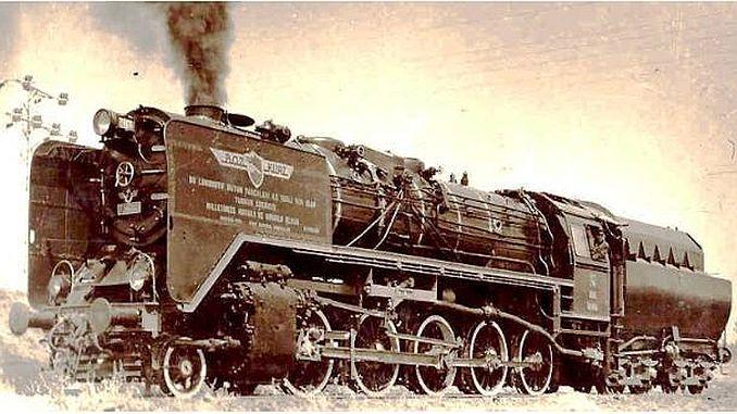 A quien quería ser millonario se le preguntó la primera locomotora de vapor doméstica.