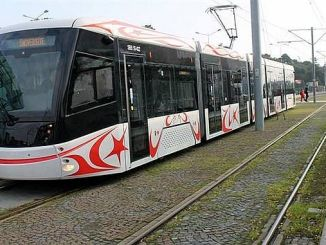 portuqalis samsunda tramvay vasitələrini araşdırdı