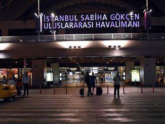 Проезд на общественном транспорте в аэропорт имени Сабихи Гёкчен