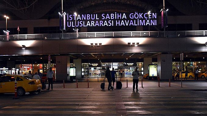 How to get to Sabiha Gokcen Airport by public transport