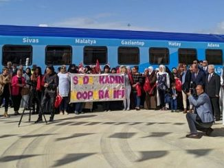 social cooperative education and training train in gaziantep