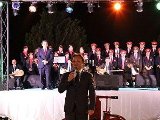Концерт хора TCDD дал музей Чамлыка