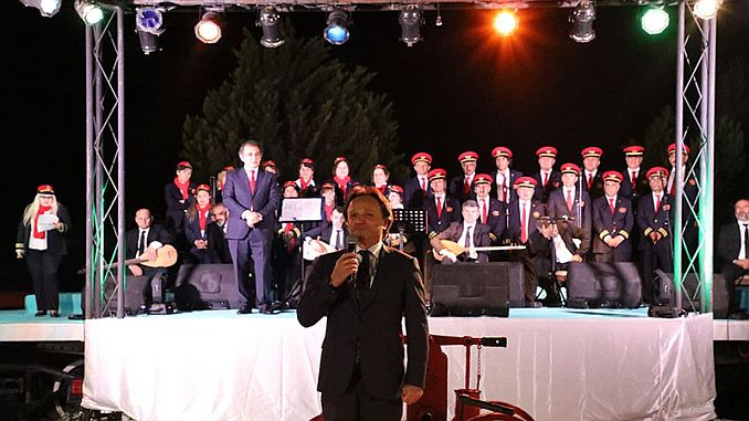 TCDD Choir Gave Concert in Çamlık Museum