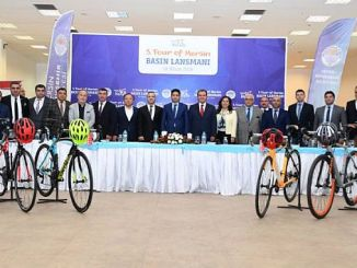 tour of mersin excitement starts