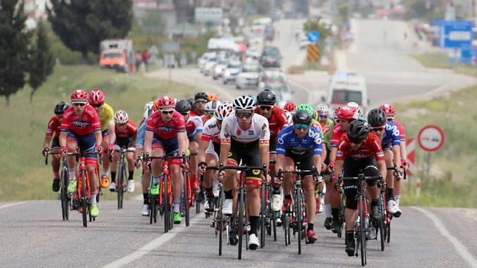 The longest and most challenging stage of the tour