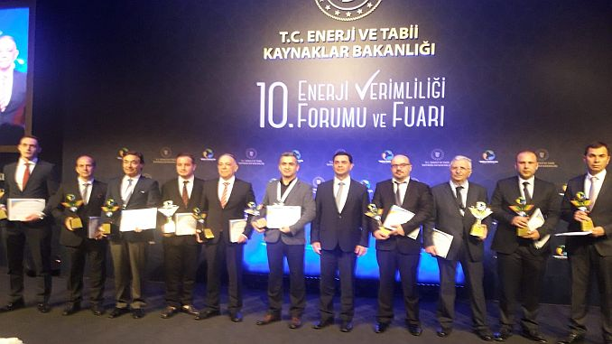 tulomsasa is the first place in energy efficiency project competition in industry