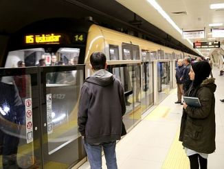 Fyrsti Driverless Metro turkiyenin