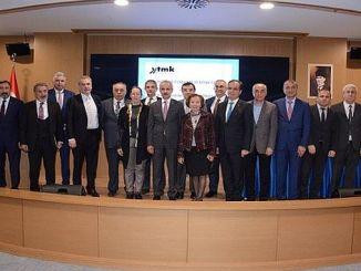 Дорожный генеральный комитет национального комитета турок