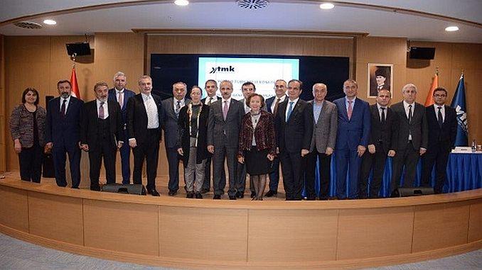 yollar turk milli komitesinin olagan genel kurulu yapildi