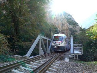 Zonguldak Haufen Eisenbahnlinie