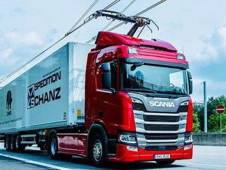 First Electric Highway Test in Germany