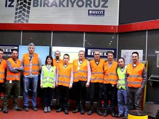 Basic Training Tire Ford Trucks from Turkey to Prometeo's Team