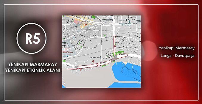 R Yenikapi Marmaray Yenikapi Događaj