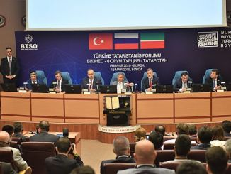 Tatarstan is de kalkoen in de BCCI forum