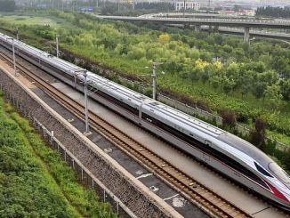 Financement d'un milliard de dollars pour le premier projet de train privé
