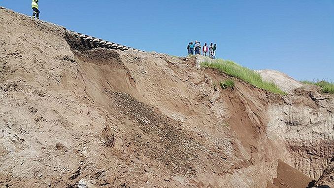 Gleiten Sie auf der Eisenbahn von Diyarbakir Batman