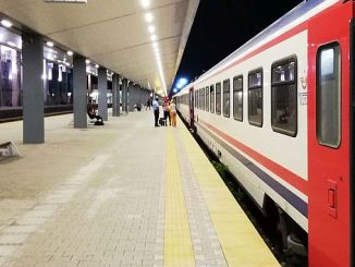 les trains d'edirne à train commencent