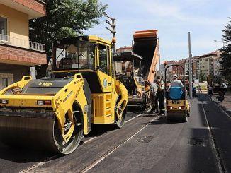 Эскишехир продолжает работать на новых трамвайных линиях
