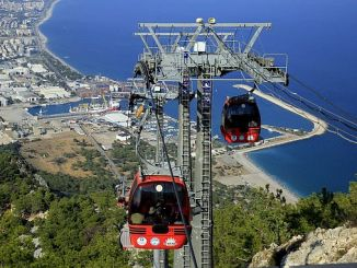 gerede ropeway project for antalya technical trip