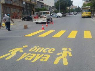 Гордо быть применен предварительным пешеход