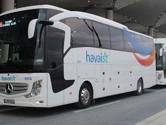 vervoer naar de luchthaven van Istanbul