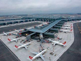 Το αεροδρόμιο της Κωνσταντινούπολης δεν έχει ελλείψεις