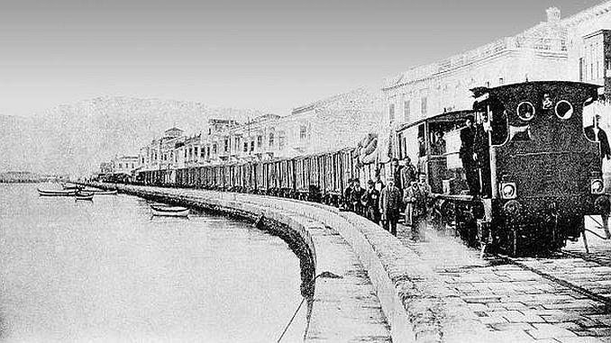 Izmir aydin ferrocarril