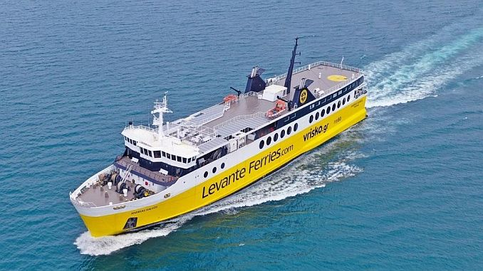 izmir selanik ship line will combine the two best cities in the world