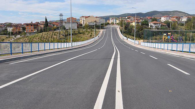 izmit and kandira are modernizing roads