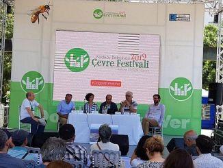 kadikoy cevre festival i Egeiska och marmara ekologiska kampar diskuterades
